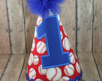 Baseball Party Hat!