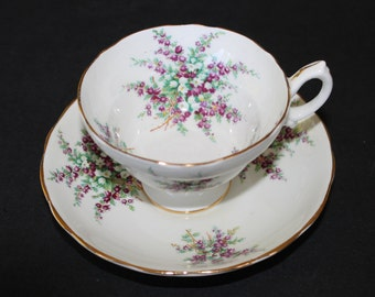 HAMMERSLEY Bone China Teacup and Saucer Set