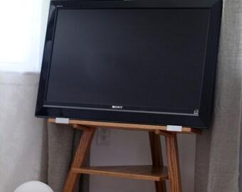 TV easel (Golden Oak)