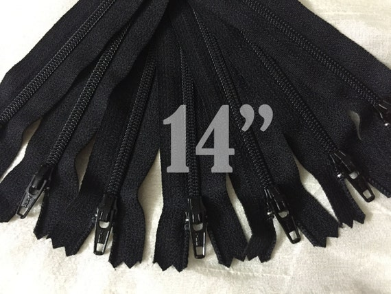 Ykk Nylon Zipper Bulk 10