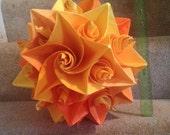 Custom Origami Paper Centerpiece
