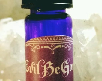 SageAine:  EvilBeGone© Essential Oil Custom Blend by SageAine™