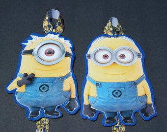 Minion Hairbow Holder