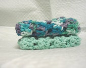 Crocheted  Dish Clothes/Wash Clothes