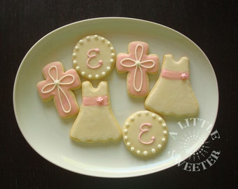 First Communion/Baptism/Confirmation Cookies