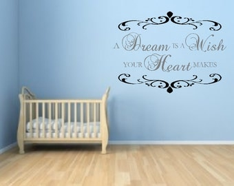 Wall Art, Decals, Wall Lettering, Vinyl Lettering Decals, Wall Decals, Nursery Wall Decal, Wall Vinyl Decal, Boys Room Decal