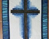 Cross Wall Art Quilt