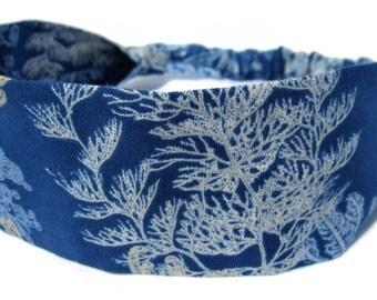 Blue Headband for Ladies, Women by Sheylily