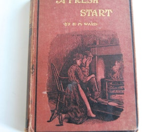 Antique Book, A Fresh Start