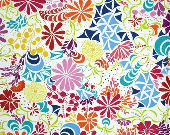 Ashton Road Floral Summer - One Half Yard -  Valori Wells