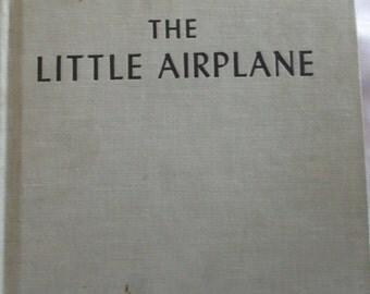 "Vintage 1959 - ""THe Little Airplane"" by Lois Lenski  - -  Child's book -  estate find!"