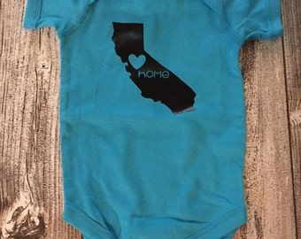 California Onesie