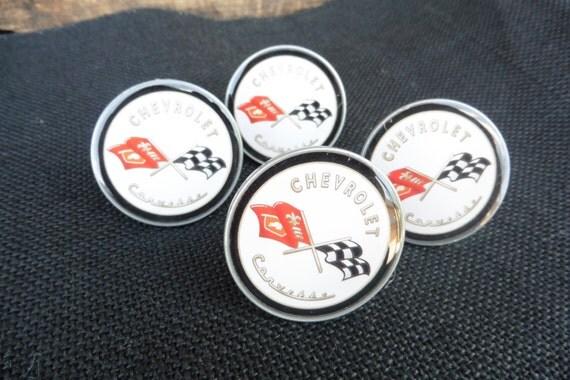 Chevrolet Corvette Logo Chevy Automotive Car Auto