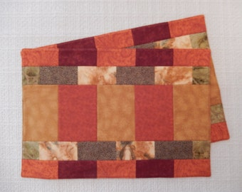 Falling for Patchwork Placemats, Set of Two