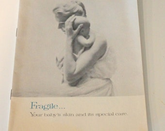 Johnson and Johnson - Fragile, Your Baby's Skin Pamphlet