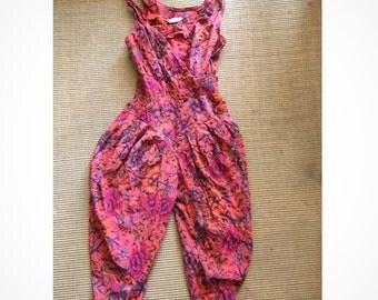 Sold 80's Jumpsuit