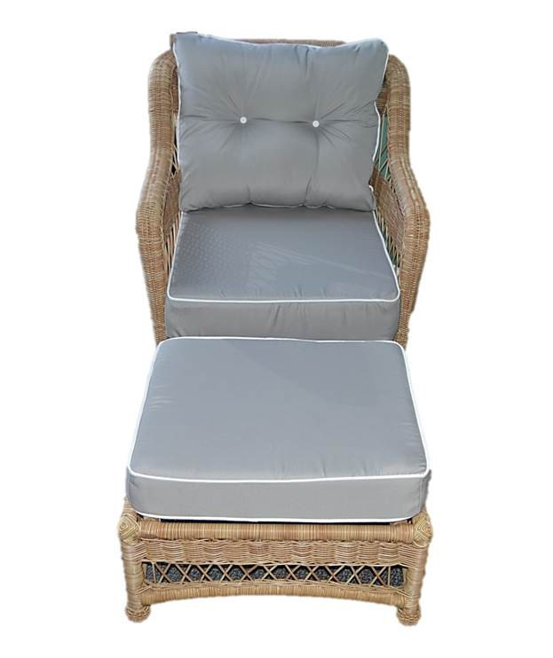 Seat Back Amp Ottoman Cushions For Deep Seating Chairs