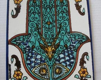 Fine Iznik Tiles from Turkey