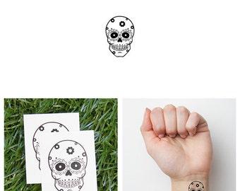 Petal Temporary Tattoo Pack (Set of 2)