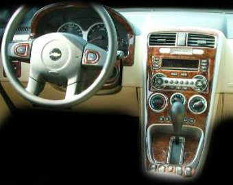 Chevrolet Chevy Cobalt 2005 2006 2007 2008 2009 2010 2011 2012 Interior Set Wood Dash Trim Kit 22 Pcs