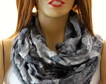 cute nurse scarf, nurse scarves, infinity scarf, gray scarf, gray scarves, loop scarf, loop scarves, nurse scarves, nurde fashion, circle