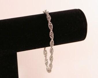 Spiral Bracelet - Stainless Steel