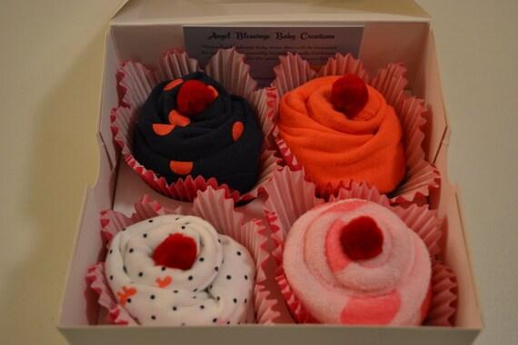Preemie Baby Girl Cupcake Set Carters Brand Clothing I