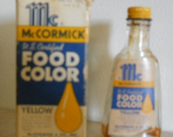 McCormick Food Color