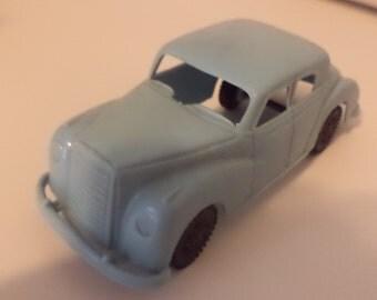 Vintage Toy Plastic Car Mercedes Benz 1950's