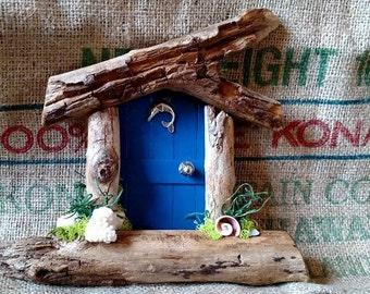 Dolphin Sedona Fairy Door Made to Order
