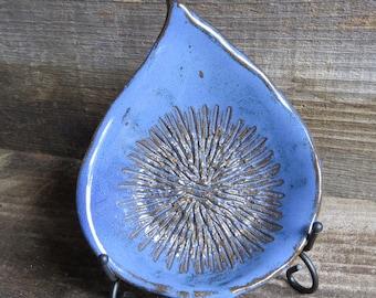 Cornflower Blue Grater