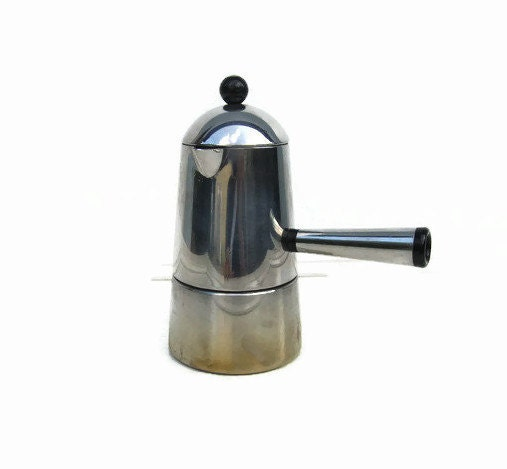 Lavazza Stovetop Coffee Maker : Italian coffee maker stove top Carmencita 2 cups Italian
