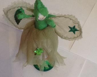 Tiny peg fairy
