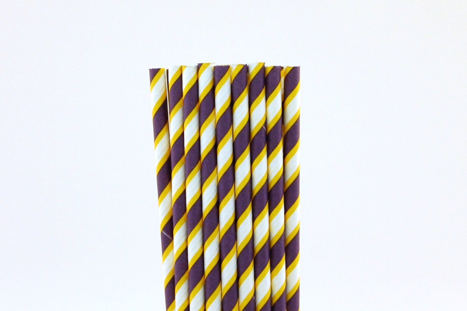 yellow paper straws Shop target for party straws you will love at great low prices  20ct yellow chevron paper straw - spritz.