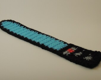 Jedi Lightsaber Bookmark - Three Colors - Made-to-Order