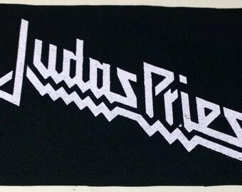 JUDAS PRIEST patch goth metal rock punk Free Shipping
