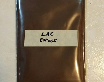 Lac extract 50 grams natural dye