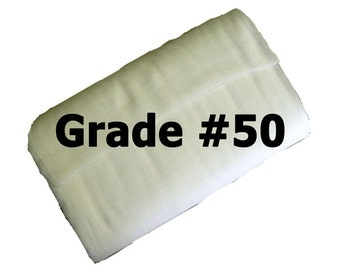 "Grade 50 cheesecloth white, 36"" wide x 10 yards"