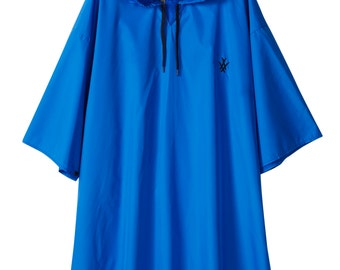 Festival or Cycling waterproof Rain Cape with Stormtech DWR treatment
