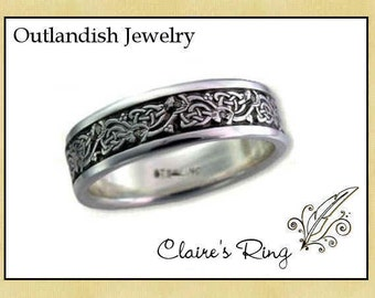 Diana Gabaldon Claires Ring -  NO ENGRAVING