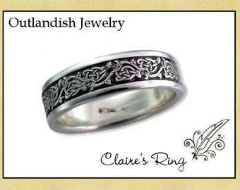 Diana Gabaldon Claires Ring -  NO ENGRAVING