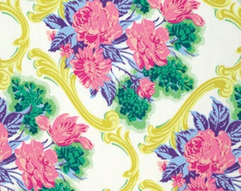 Caravelle Arcade Jessica Green - 1/2yd