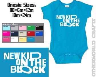 New Kid on the Block Baby Onesie - NKOTB