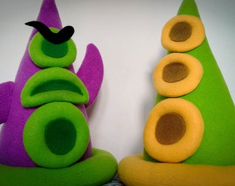 Day of the tentacle Purple Tentacle or Green Tentacle plush toys