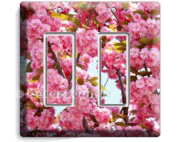 Https Www Etsy Com Listing 242360918 Pink Cherry Blossom Sakura Flowers