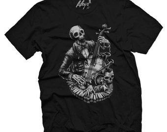 Harmony of Death Men's T Shirt