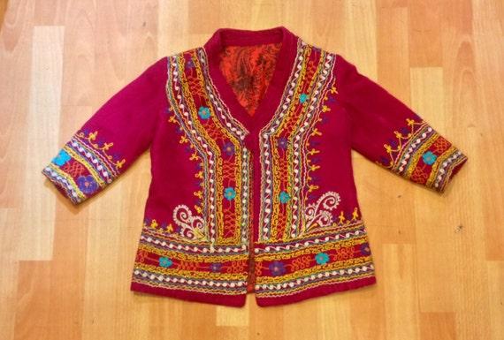 Kuchi Baby kids dress ethnic and tribal dress by akcaturkmen