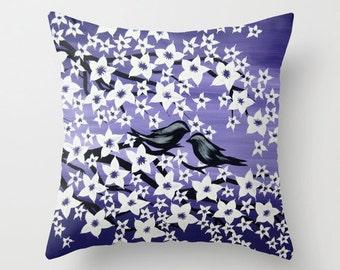 purple throw pillow, purple throw pillows, purple cushion, purple cushions, lilac throw pillow, mauve throw pillow, lilac throw pillows, art