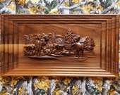 Wood Carvings for Sale, M...