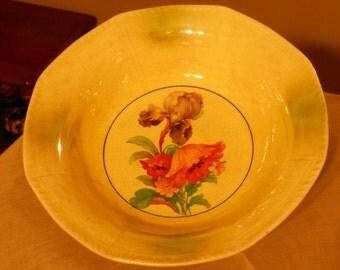 Thompson China Royal Gold Vintage Bowl
